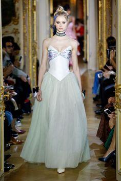Paris Haute Couture S/S 2016 #Ulyana Sergeenko