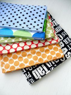 DIY ePattern Tutorial for Reusable Snack and Sandwich Bags