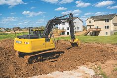 John Deere updates 3 G Series excavators with new hood design, T4F engine, requested features | Equipment World | Construction Equipment, News and Information | Heavy Construction Equipment