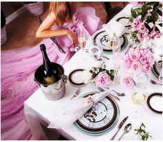Great table scape
