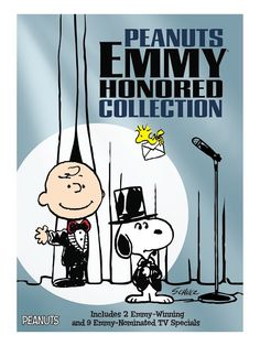 Mommy Katie: Peanuts: Emmy® Honored Collection on DVD