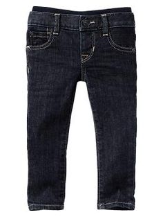 Pull-on skinny jeans | Gap - the best jeans for little boys (stay on the best)