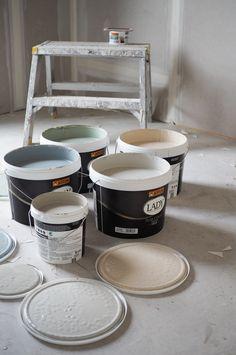 Fargepalett til nytt hus med Jotun Lady 2019 – Studio Lindhjem