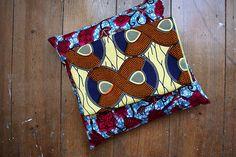 estudo - tecidos africanos