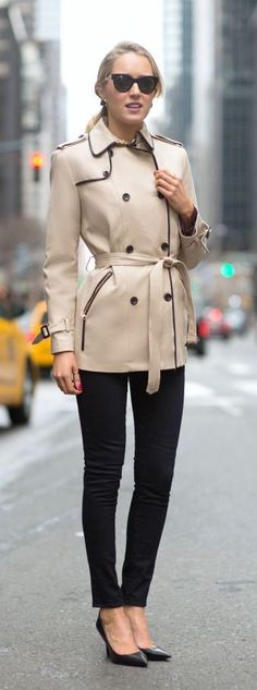 #street #style / camel coat