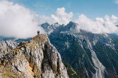 Heiraten auf dem Karwendel bei Mittenwald - Foto von Hochzeitsfotograf Magnus Winterholler von Gipfelliebe