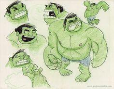 A Gullible Pen : Photo Drawing Cartoon Characters, Character Drawing, Character Design, Marvel Art, Comic Books Art, Line Art, Mythology, Concept Art, Hero