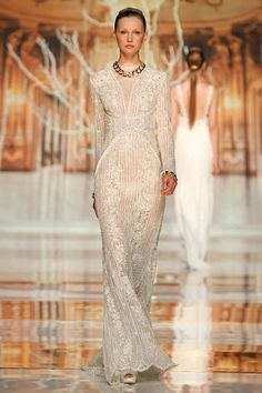 YolanCris | YolanCris bridal fashion show 2014. Part III