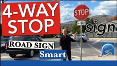 4-Way (All-Way) STOP Sign   Pass a Road Test Smart