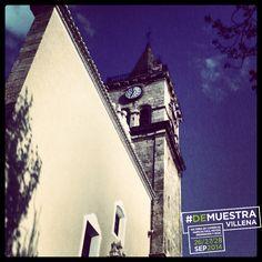 Iglesia de Santa maría. #DeMuestraVillena  www.muestravillena.villena.es www.facebook.com/Muestravillena