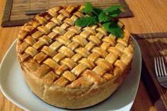 Tämä karitsapiiras on varsinainen taideteos! Desserts, Food, Tailgate Desserts, Deserts, Essen, Postres, Meals, Dessert, Yemek