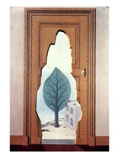 Magritte Rene    Magritte: Perspective