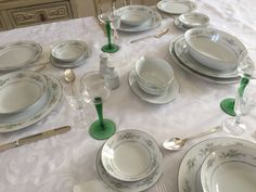 Noritake Melissa 3080 Contemporary Vintage by LalasCollections