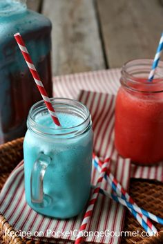 Homemade Slushies wi