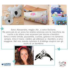 Continuiamo a presentarvi i nostri espositori creativi!  #ilmondocreativo #craftyourparty #bologna