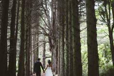 weddings in nature Redwood Wedding, Woodsy Wedding, Wedding In The Woods, Wedding Pictures, Our Wedding, Dream Wedding, Wedding Stuff, Engagement Photography, Wedding Photography