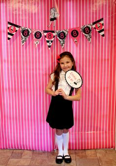 Eloise At The Plaza birthday party!