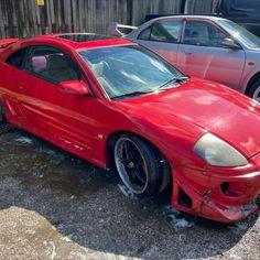 Mitsubishi Eclipse V6 turbo Mitsubishi Eclipse, Mitsubishi Lancer Evolution, Project Cars For Sale, Photo And Video, Instagram, Ebay, Autos