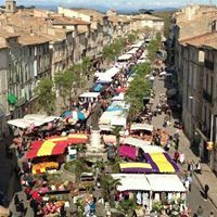 Pézenas Saturday market is the place to be.