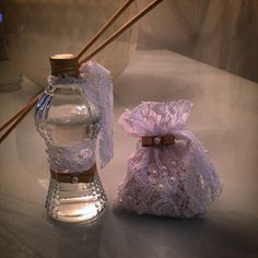 Difusor e sachê de aromas