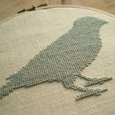 Image of The Little Bird PDF Pattern