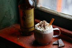 A New Hot Chocolate Recipe That Will Blow Your Mind on domino.com