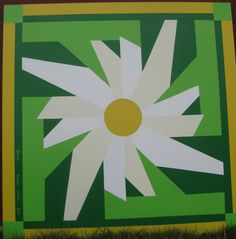 Daisy - Highland Barn Quilts - Highland County, VA