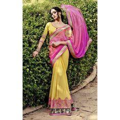 Rich Elite Designer Saree - 07