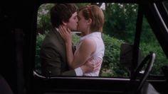 Charlie and Sam kissing <3