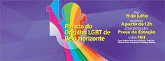 Blog Duchapeu : 18ª PARADA DO ORGULHO LGBT DE BELO HORIZONTE - 19 ...