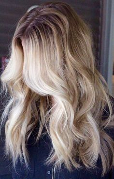 soft buttery blonde. love it! #butteryblonde #blonde
