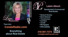 """Real Estate Radio Show with over 250 Shows """"everything you need to know"""" increase your net worth!!  Making money in real estate the right way with Linda Pinizzotto, Top Producing Realtor with Sutton Group Quantum Realty Inc"""