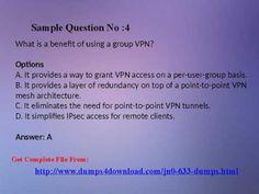 How To Prepare Juniper JN0-633 Exam - Dumps4download.com