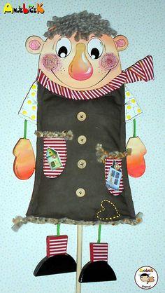 anjelicek / Bábkové divadielko Backpacks, Bags, Handbags, Women's Backpack, Totes, Hand Bags, Backpack, Purses, Bag