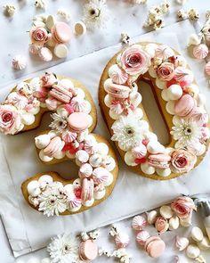15 Pasteles en forma de número que son demasiados hermosos para comer | recreoviral