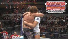 Reunited! Kenny Omega & Kota Ibushi together again