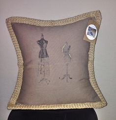 Regal Row Linens: Lady Jane Pillow Cover by AhavaDesignsTX on Etsy