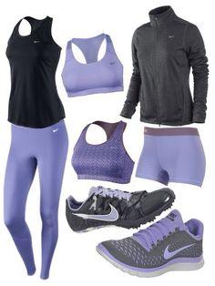 Purple outfit!! Very Niceee