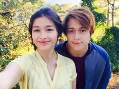 Did you know that Xander used this as wallpaper of his laptop at an episode of Forevermore? Lisa Soberano, Enrique Gil, Filipina Beauty, Cute Pastel Wallpaper, Ulzzang Couple, Celebs, Celebrities, Pinoy, American Actress