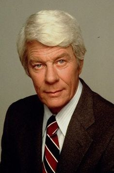 "Peter Graves (Peter Duesler Aurness) 1926 - 2010 Star of ""Mission: Impossible,"" ""Airplane! Brother of James Arness. Died of natural causes. Hollywood Stars, Classic Hollywood, Old Hollywood, Famous Men, Famous Faces, Famous People, Peter Graves, Old Movie Stars, Actrices Hollywood"