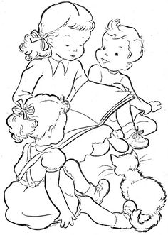 Pin by Lisa Berringer on red work   Coloring pages, Coloring books ...