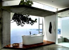 In love! If the tub was bigger and had a slide straight into the ocean I would never leave...
