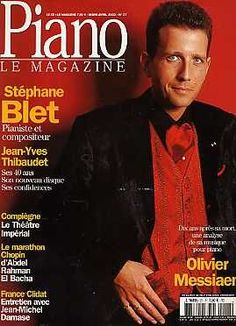 """Stéphane Blet: """"The King of Keyboard"""". (Marianne)"""