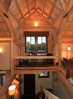 Barn Wood Home | Great Plains Eastern Horse Barn Home Project JJA1014 | Photo Gallery