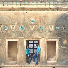 👫💏 #love #matchingoutfits #in #blue #ancient #architecture #wanderlust #india #lovers #heritage #together #forever #picoftheday #loveyou #travelblog #travelgram #mptourism #style #enjoy #nature #amazing #beauty #lovemywife #goodtimes #iphone #iphone6 #iphonography #instagood #instagram #like4like