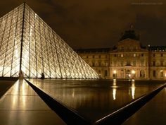 I want to go back to the Louvre