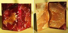 Caixa Decorativa Feita com Casca de Cebola