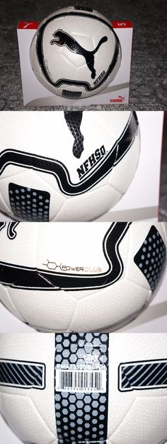 Other Soccer Clothing and Accs 159179: Puma Power Club Soccer Ball Size 5 Pmat3155 Blwh Nfhs Puma Soccer Ball Nib -> BUY IT NOW ONLY: $30 on eBay!