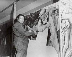 Diego Rivera en Museo de Arte Moderno
