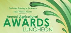 Congratulations to Manuel Cunha of the Nisei Farmers League and @Booth Ranches. They will be receiving awards at the @Fresno Chamber of Commerce's Annual Ag Awards Luncheon this Wednesday.